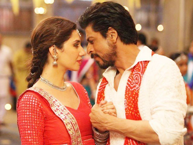screen grab from raees