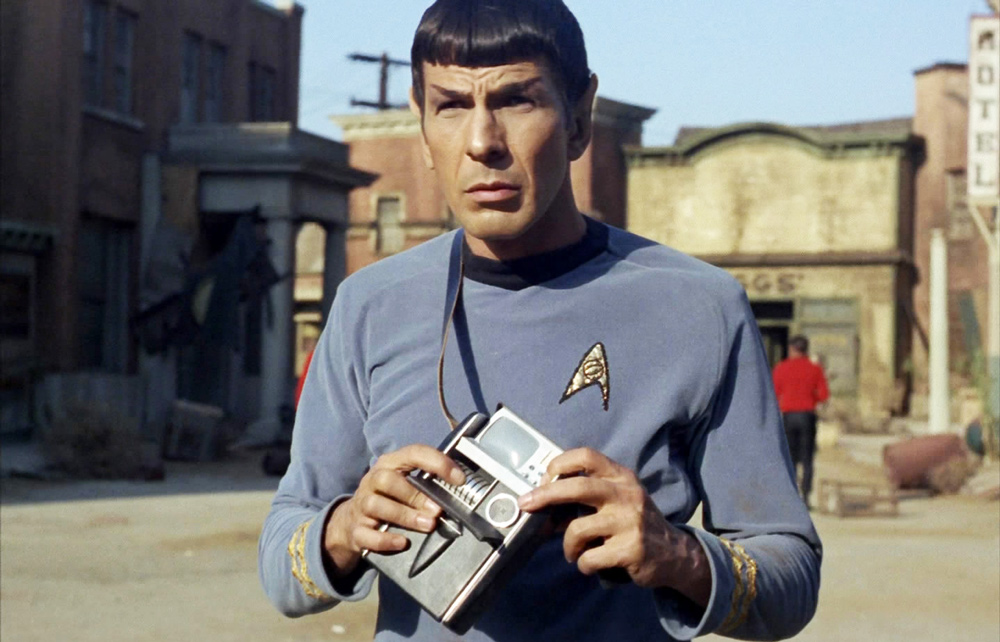 smartphone with built in star trek tricorder to hit markets soon