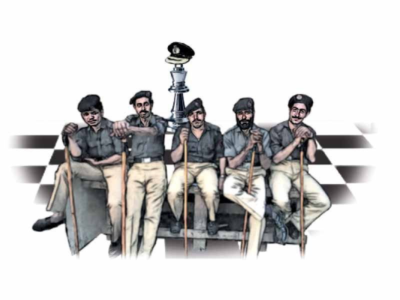 bulldozing amendments k p assembly stands divided on new police bill