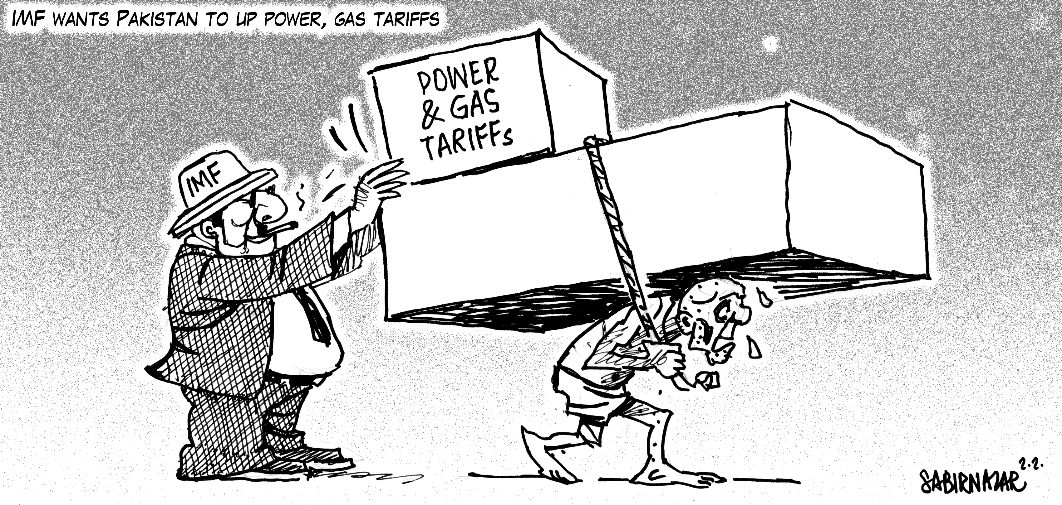 comic wisdom by sabir nazar september 2020