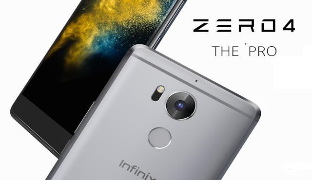 infinix releases new flagship zero4 plus on daraz pk