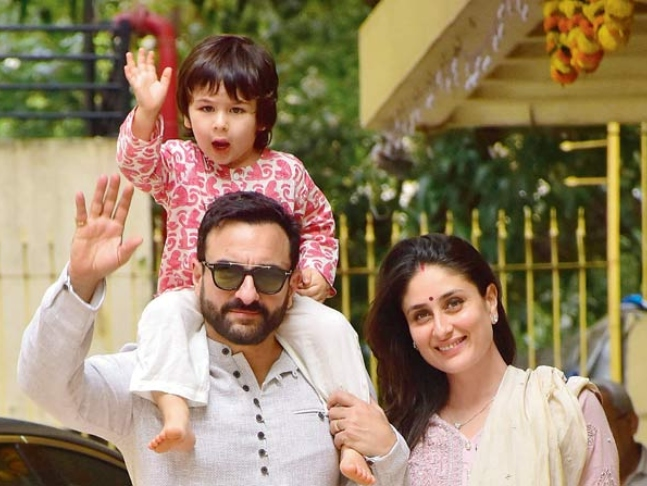 saif ali khan kareena kapoor are expecting their second child