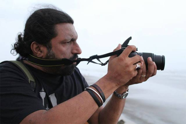 Salman Haider. PHOTO: FACEBOOK