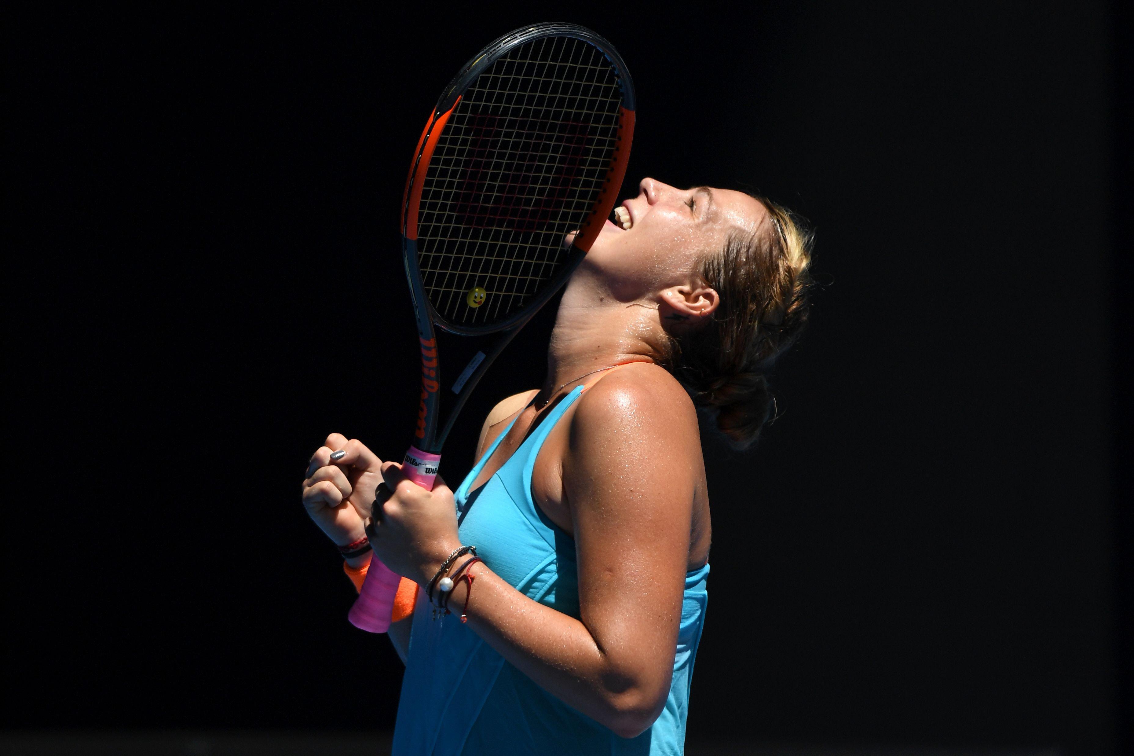 experience toughness behind pavlyuchenkova s aussie charge