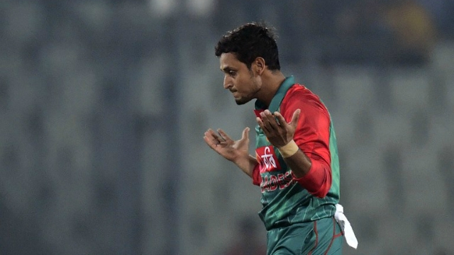 sunny is the third national team cricketer to have been arrested in recent years after pacemen rubel hossain and shahadat hossain photo afp