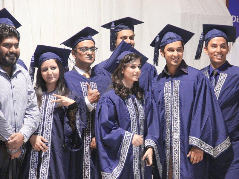 graduation szabist larkana to hold convocation