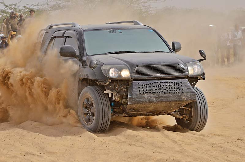 four day event cholistan desert rally to begin on february 9