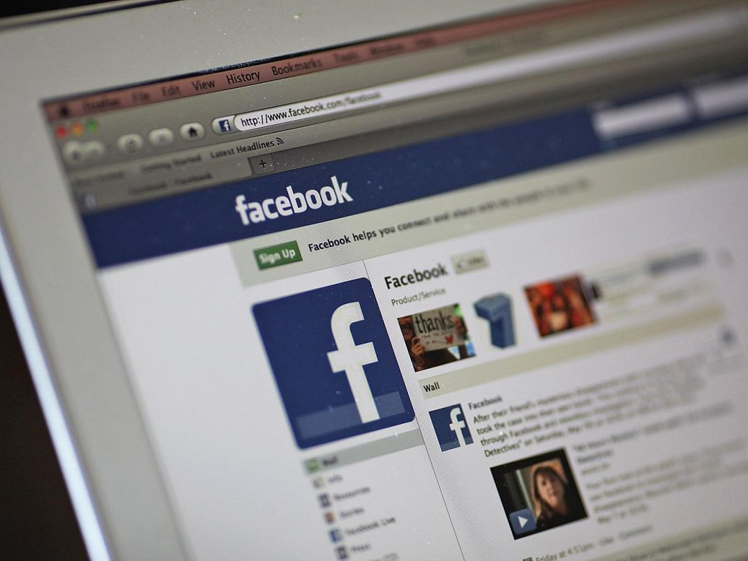 the update changes the way topics are identified as trending at facebook photo afp