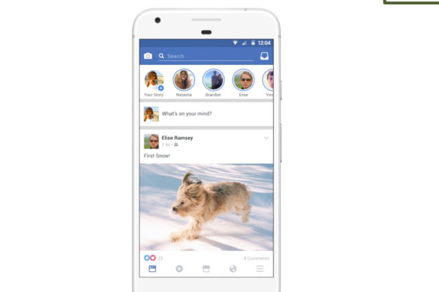 facebook just can t stop copying snapchat
