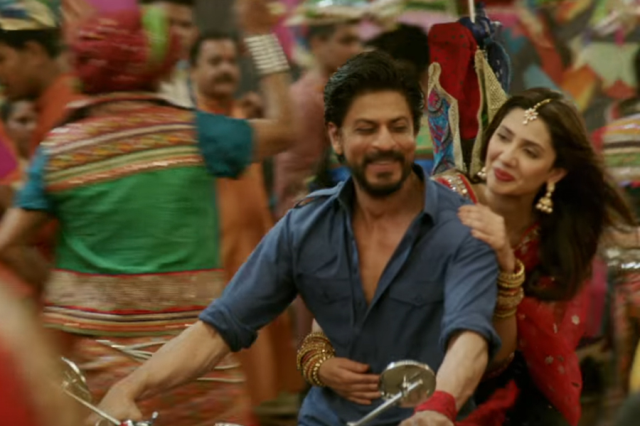 raees continues to dominate box office on day two