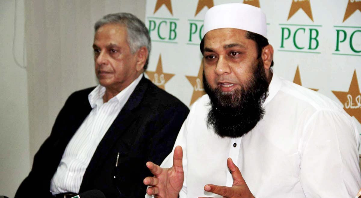 inzamam says changes will be made in following months photo online anwar abbas