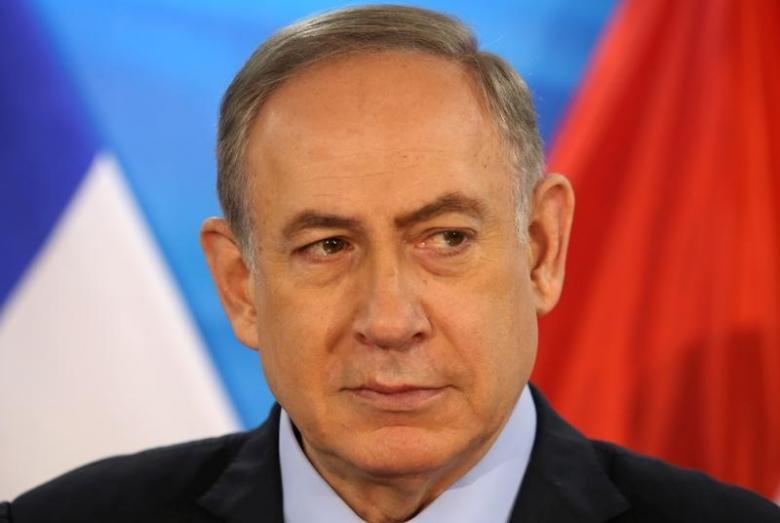 israeli prime minister benjamin netanyahu in jerusalem january 24 2017 photo reuters