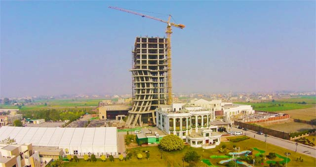 fifty shades of contracting mega projects in pakistan