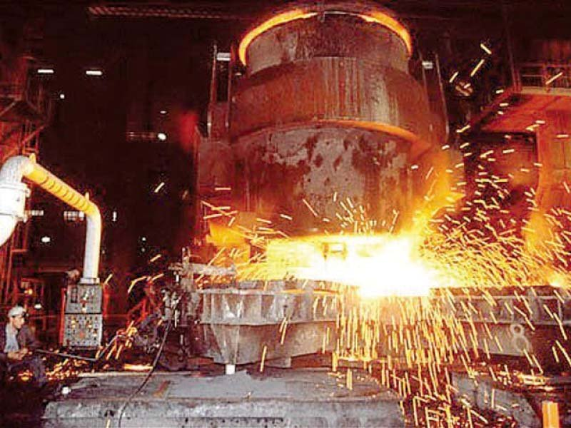 steel mill owes govt rs39 4b
