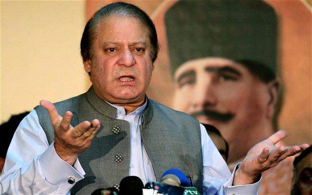 prime minister nawaz sharif photo reuters