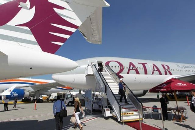 Spokesperson confirms the airline would start accepting all passengers with valid travel documents. PHOTO: AFP