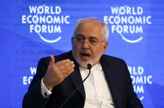javad zarif minister of foreign affairs of the islamic republic of iran attends the annual meeting of the world economic forum wef in davos switzerland january 18 2017 photo reuters