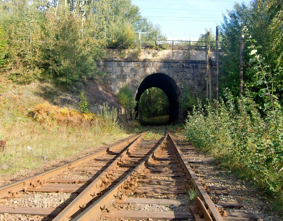 file photo of a railway track photo file