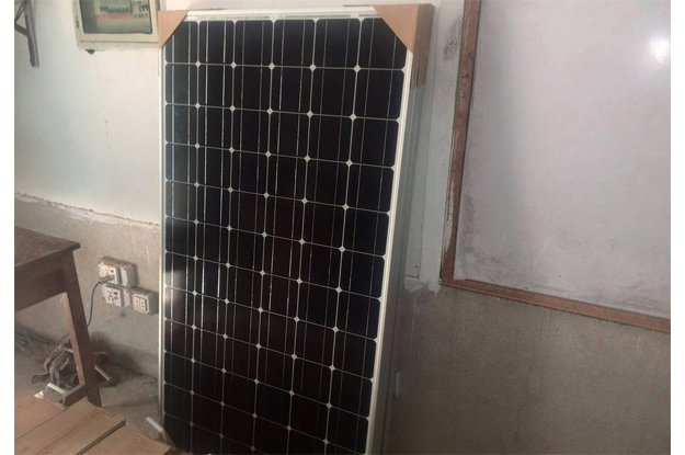 the solar panels will provide uninterrupted power to schools photo online
