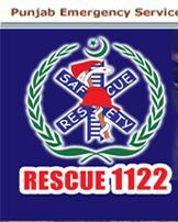 rescue 1122 spokesperson bilal faizi said 22 institutes have been provided with first aid and fire fighting training so far photo rescue gov pk