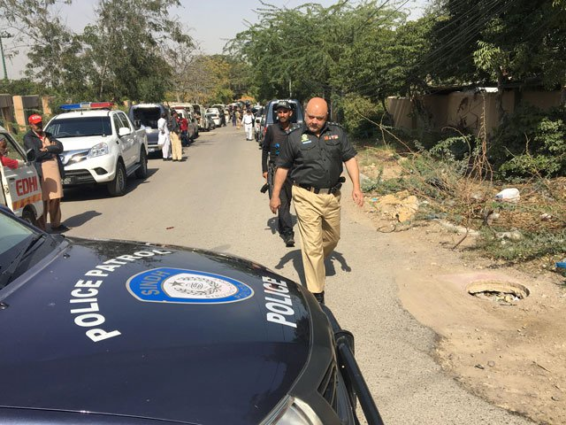 afghan diplomat shot dead by guard at karachi consulate