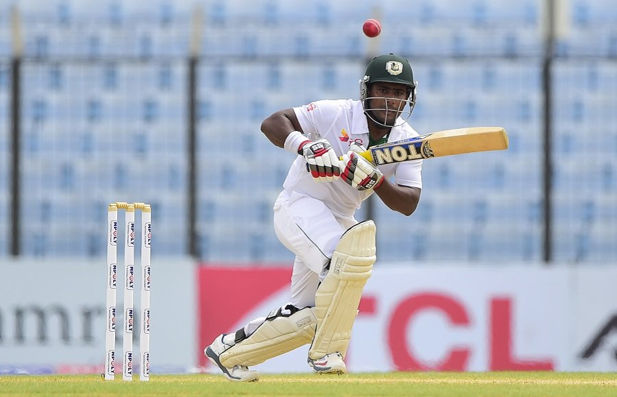 imrul kayes was ruled out due to thigh injury photo afp