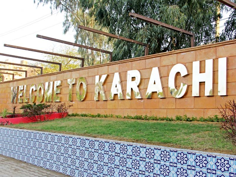 in the limelight welcome to karachi again