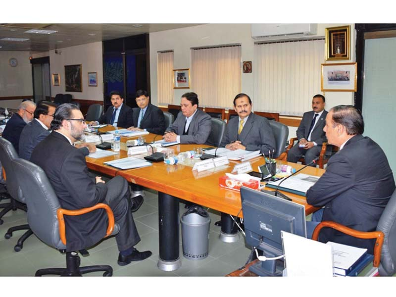 nab chairman speaks at a meeting of the bureau photo online