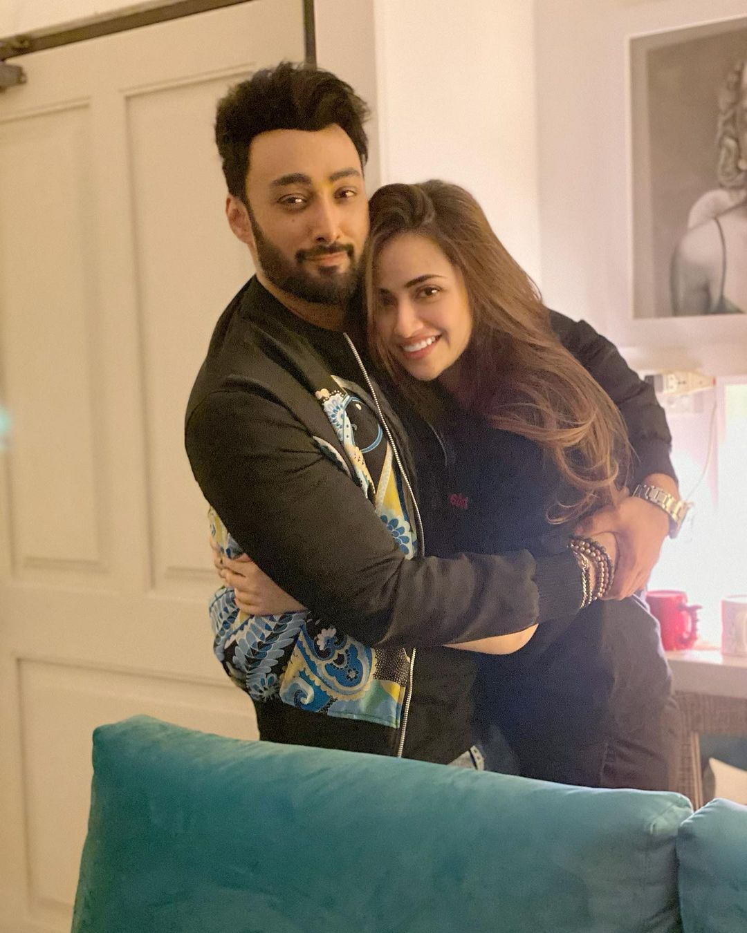 you mean the world to me sana javed wishes umair jaswal on his birthday
