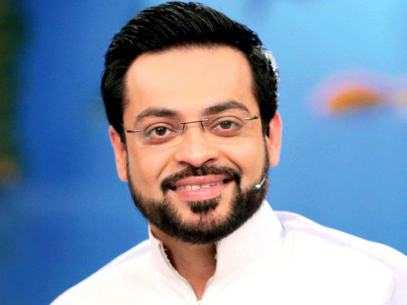 sc temporarily bans aamir liaquat s show