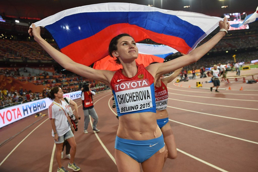 russia will miss out on august s event after doping ban extension photo afp