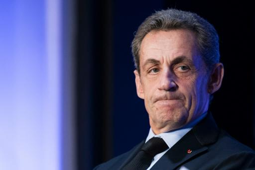 the son of a hungarian immigrant father sarkozy was nicknamed the quot bling bling quot president for his flashy displays of wealth photo afp