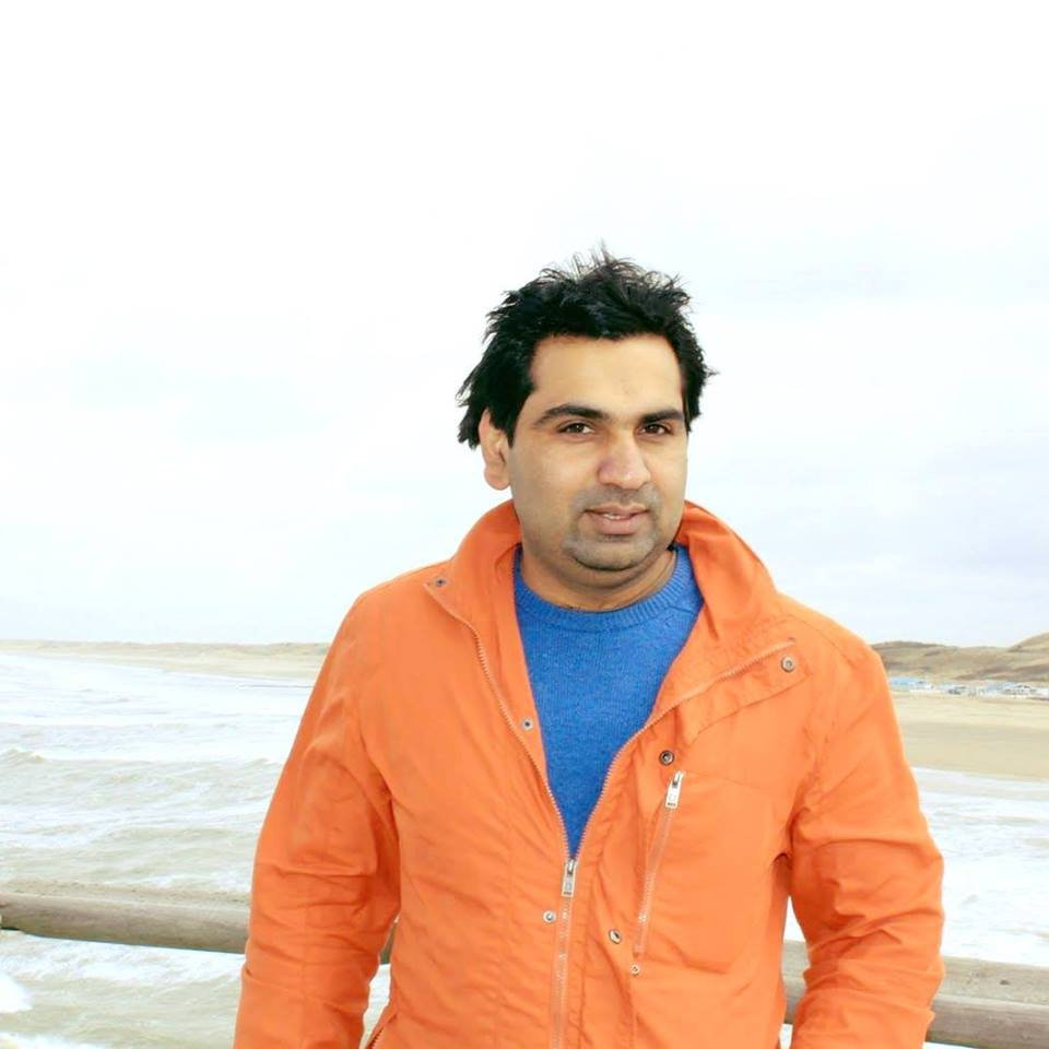 ahmad waqass goraya was among five activists who vanished from in early january photo facebook profile