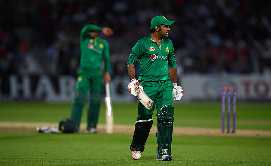 sarfraz will take over with immediate effect photo afp