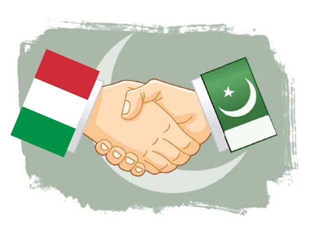 Italian consul-general Gianluca Rubagotti announced that a publishing company plans to publish a contemporary Pakistani author in the Italian language. Photo: File