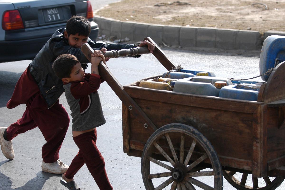 june 12 has been designated world day against child labor by the international labour organization ilo photo qazi usman express