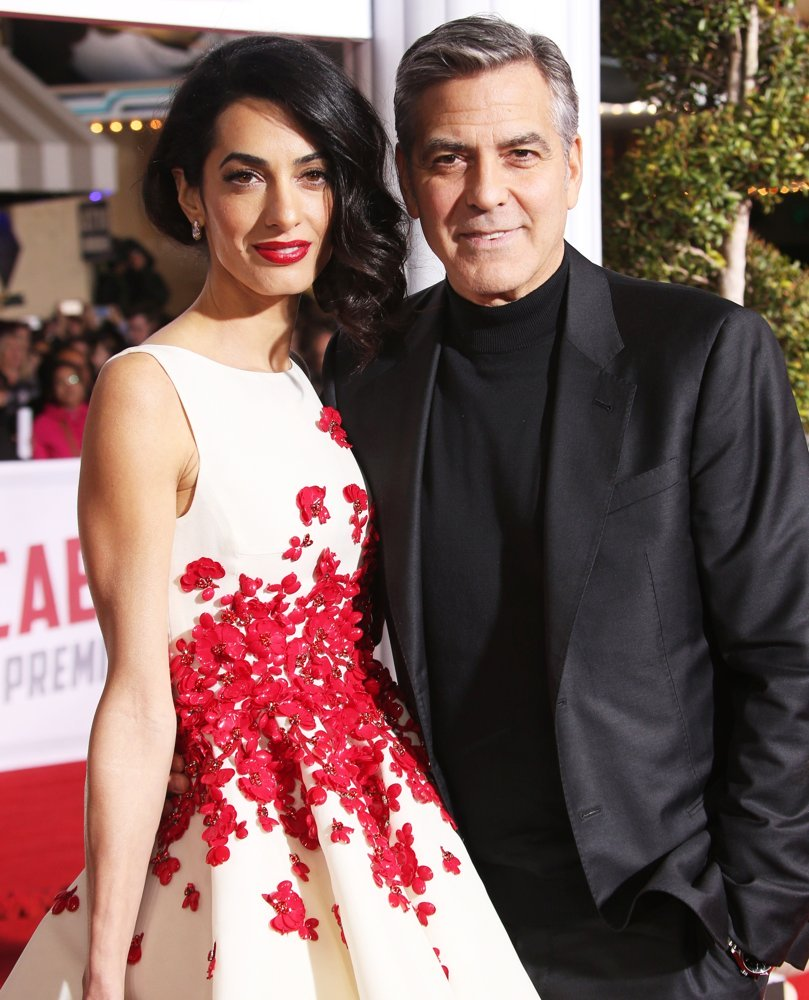 amal and george clooney photo reuters