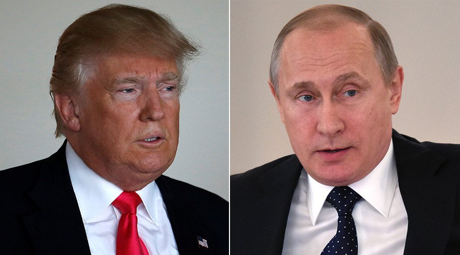 us president donald trump l and russian president vladimir putin photo reuters