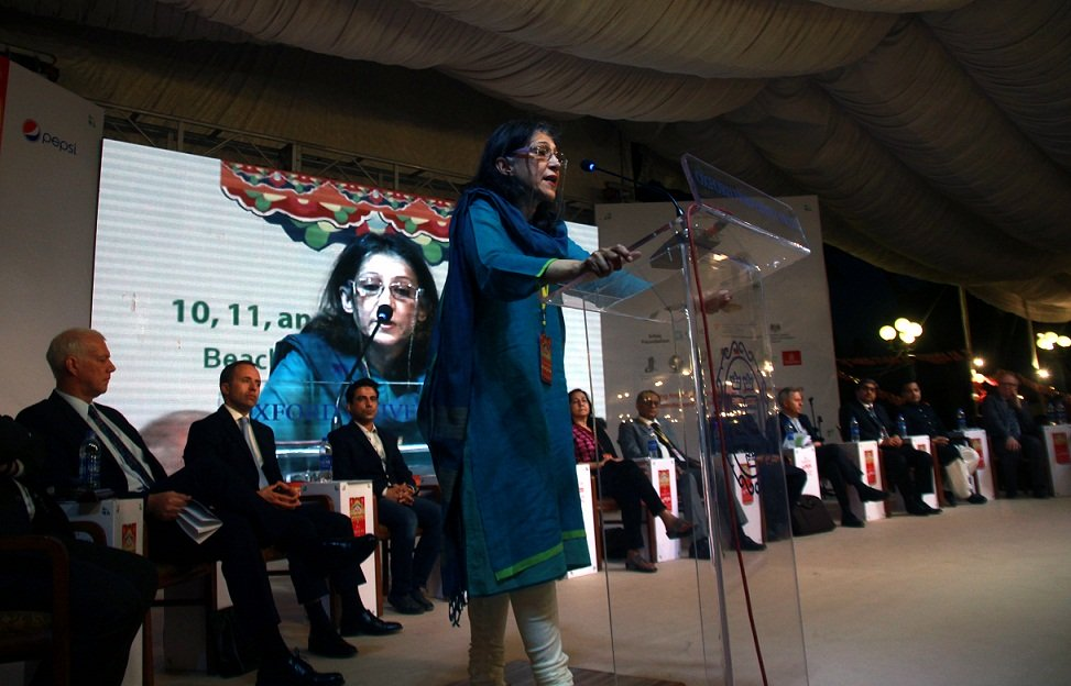 klf kicks off 8th edition by giving voice to the voiceless