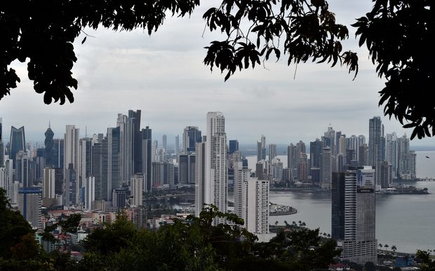 mossack fonseca is based in panama photo afp