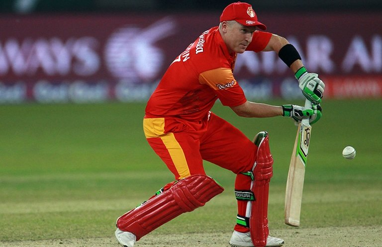 haddin was the man of the match after a quickfire half century photo courtesy psl