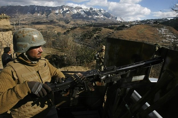 sources in the area revealed that at least two checkposts came under fire in the ulai area photo express