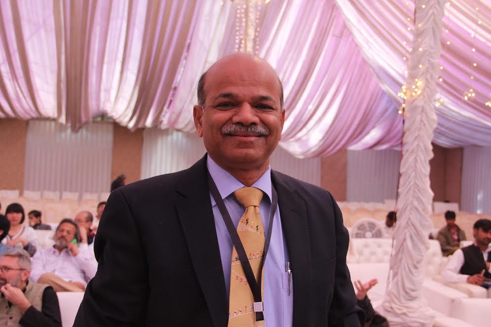 dr vasant shivram shinde sheds light on sites in northwest of india photo express