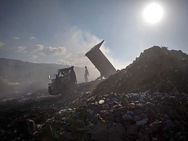 privatising garbage collection a panacea in urban development