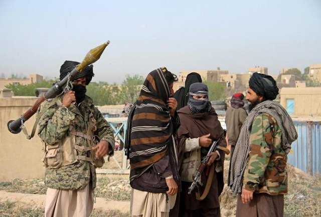 file photo of tehreek e taliban pakistan militants photo reuters