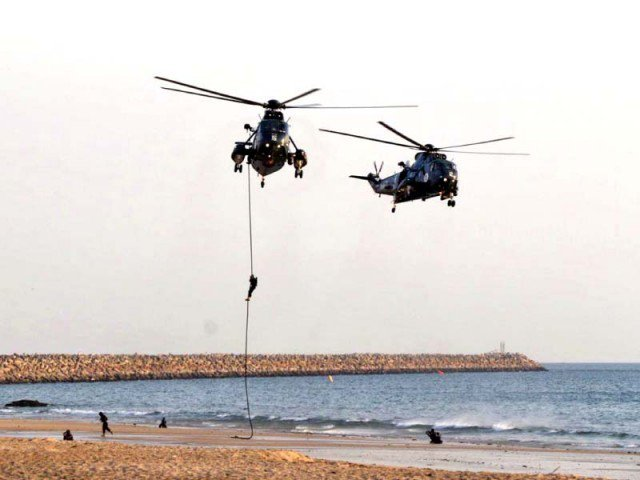 naval aman 17 exercise to prove endeavour of readiness for peace pm