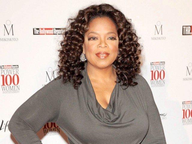 a file photo of oprah winfrey