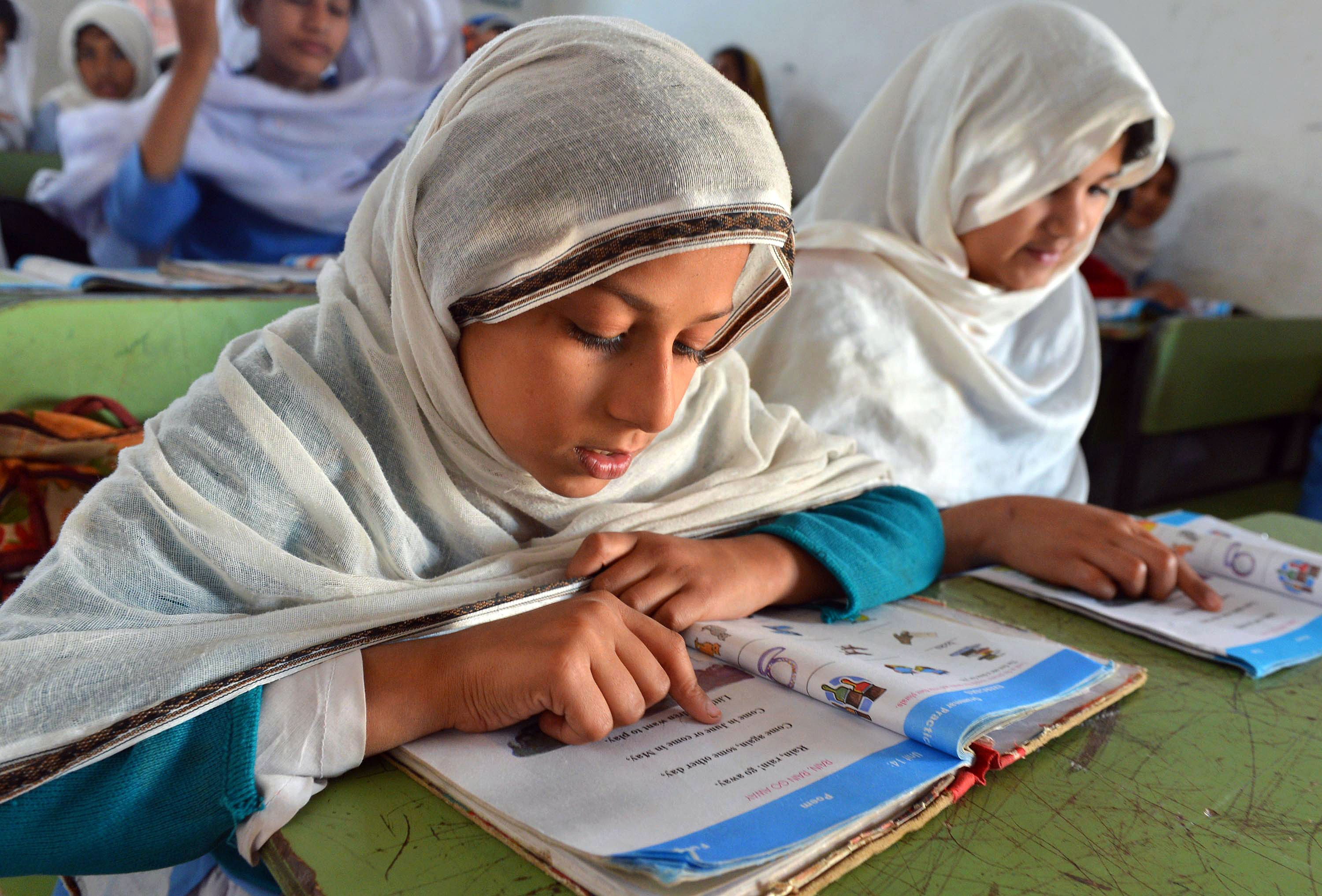 minister assures improvements in education facilities opportunities for women photo pakistantoday