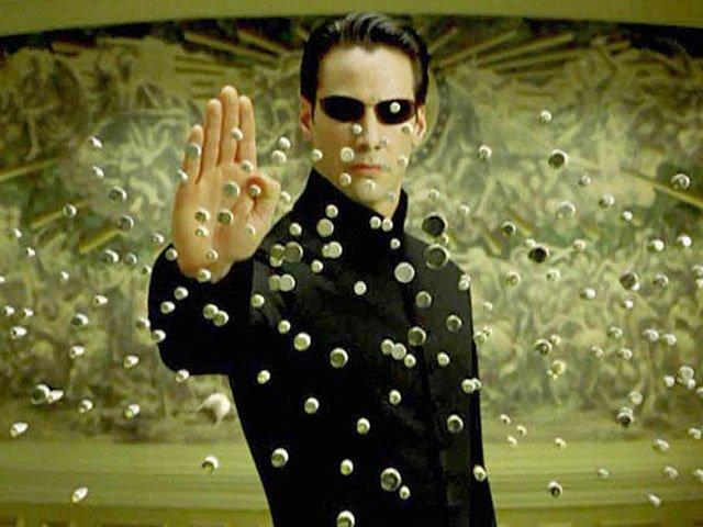 keanu reeves in the matrix photo inquisitr