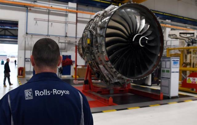 bribery charges settlement depreciating pound dent british aero engine maker s profits photo reuters